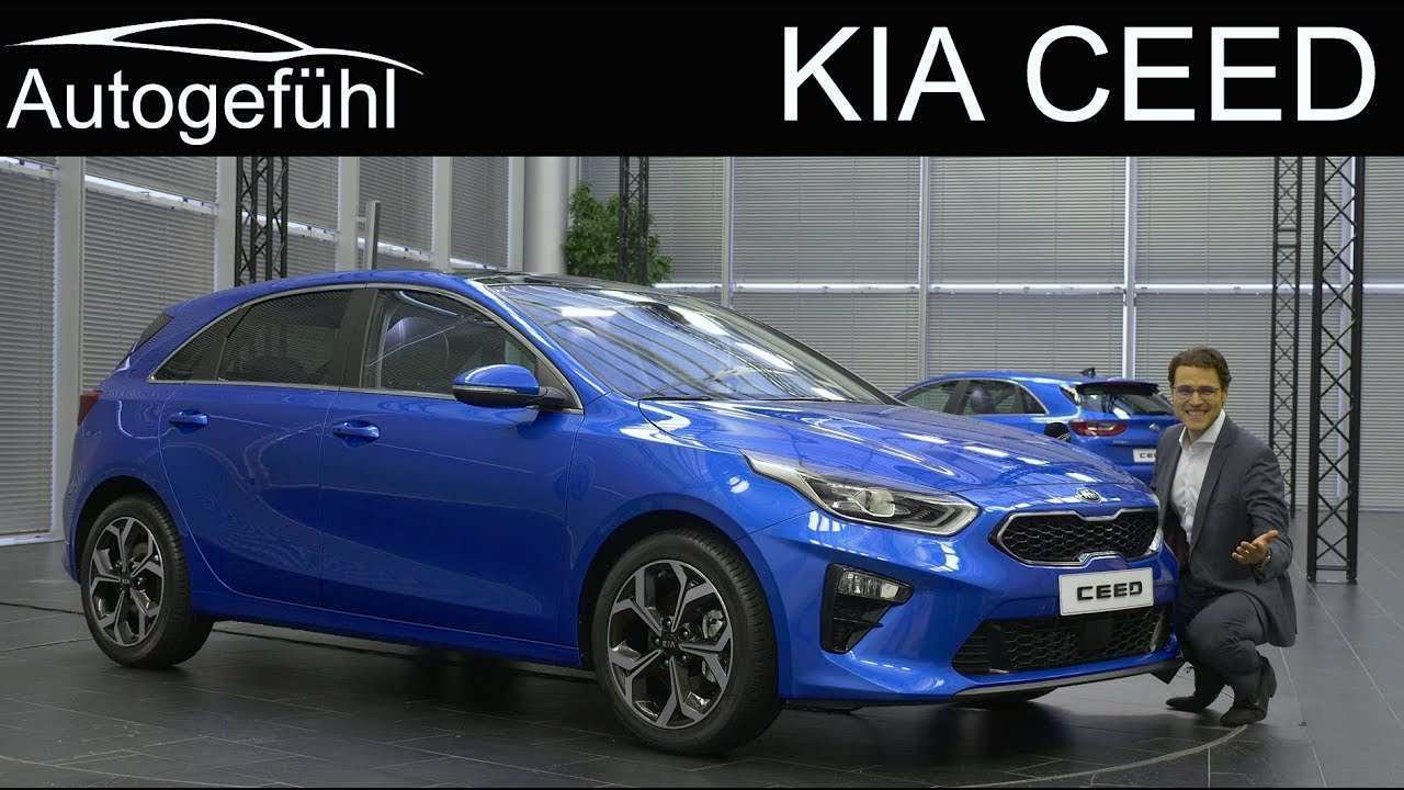 26 Concept of Best Kia Ceed 2019 Youtube New Review Release Date for Best Kia Ceed 2019 Youtube New Review