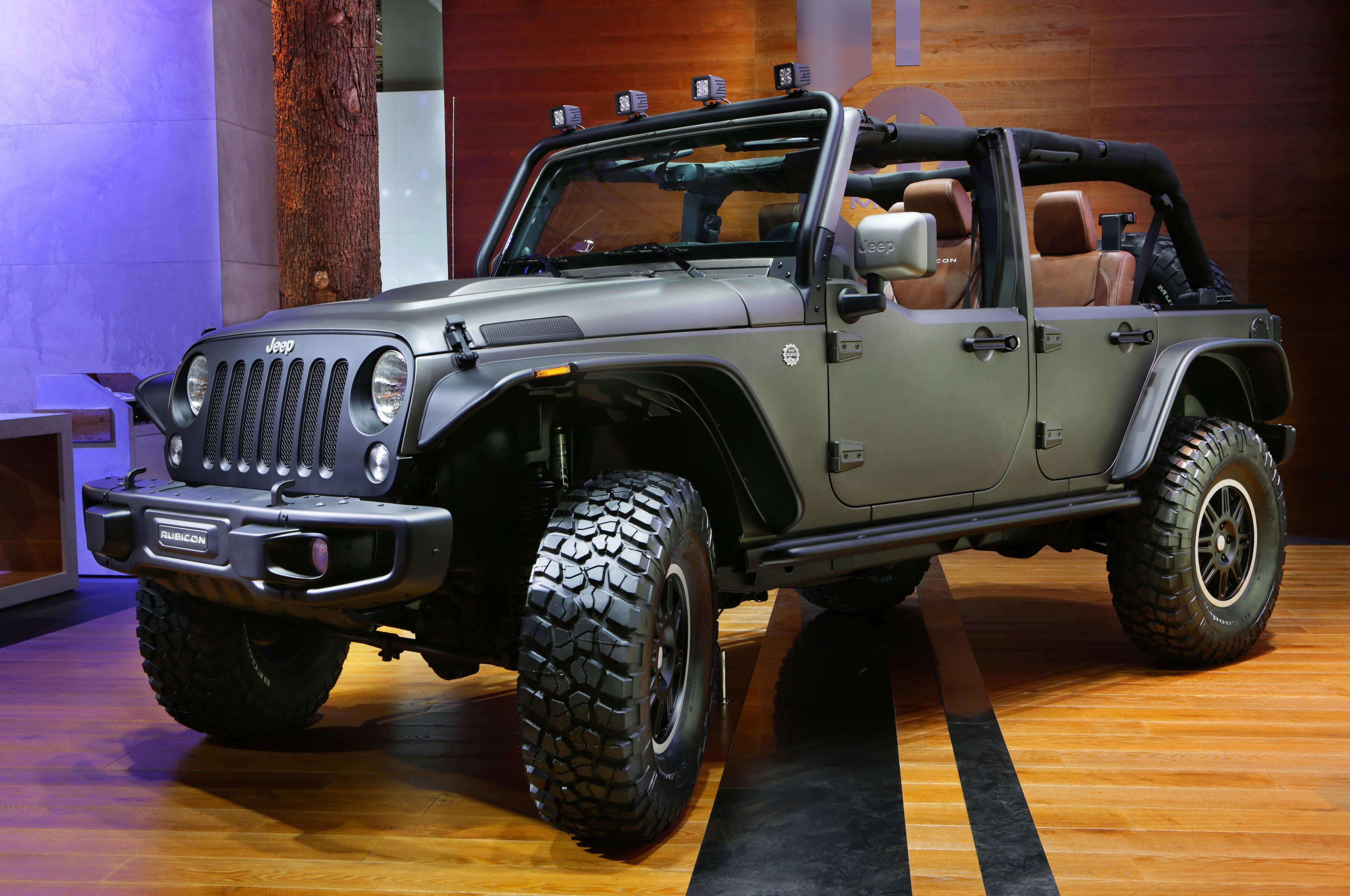 26 Concept of New Jeep 2019 Vehicles Spy Shoot Redesign and Concept with New Jeep 2019 Vehicles Spy Shoot