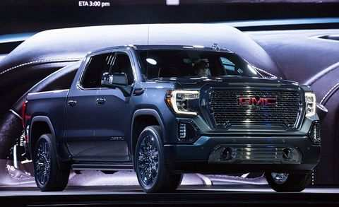 26 Concept of New Release Of 2019 Gmc Sierra Redesign Exterior and Interior with New Release Of 2019 Gmc Sierra Redesign