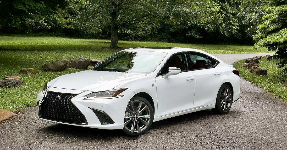 26 Gallery of 2019 Lexus Es Hybrid Rumors Model with 2019 Lexus Es Hybrid Rumors