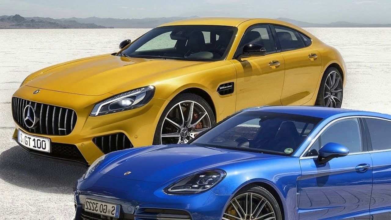 26 Great Best Mercedes 2019 Amg Gt4 Review Model with Best Mercedes 2019 Amg Gt4 Review
