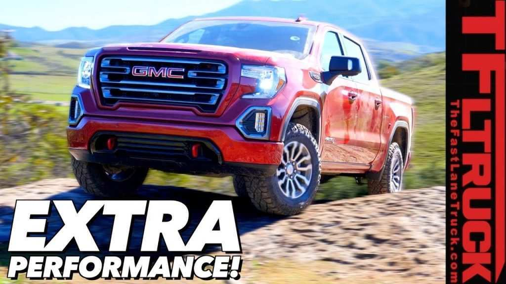 26 Great The 2019 Gmc Sierra Images Performance Images for The 2019 Gmc Sierra Images Performance