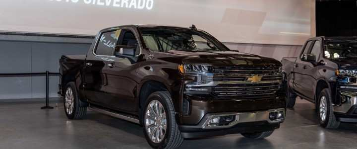 26 Great The Chevrolet Pickup 2019 Diesel Engine New Review for The Chevrolet Pickup 2019 Diesel Engine