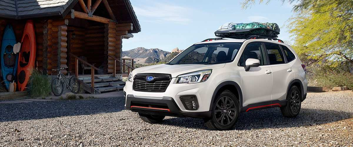 26 Great The Subaru 2019 Forester Specs Interior Redesign for The Subaru 2019 Forester Specs Interior