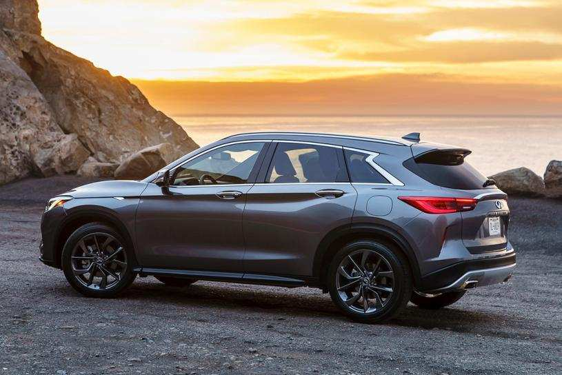 26 The 2019 Infiniti Qx50 Weight Spesification with 2019 Infiniti Qx50 Weight