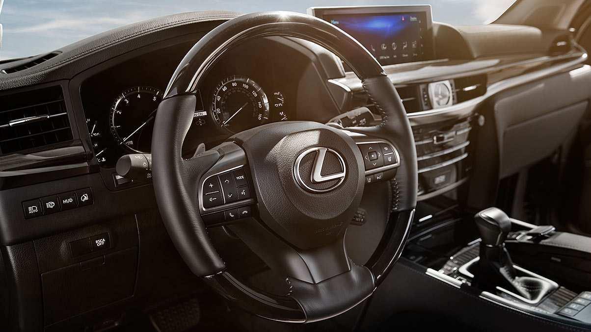 26 The Lexus Lx 2019 Interior Style by Lexus Lx 2019 Interior
