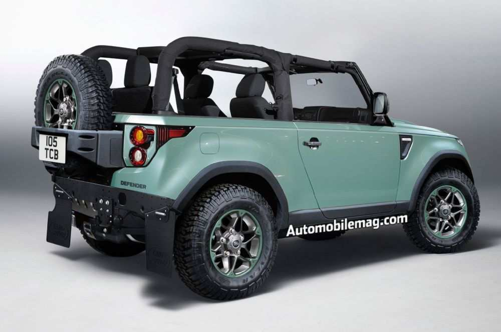 26 The New Jeep Defender 2019 Release Date Performance and New Engine by New Jeep Defender 2019 Release Date