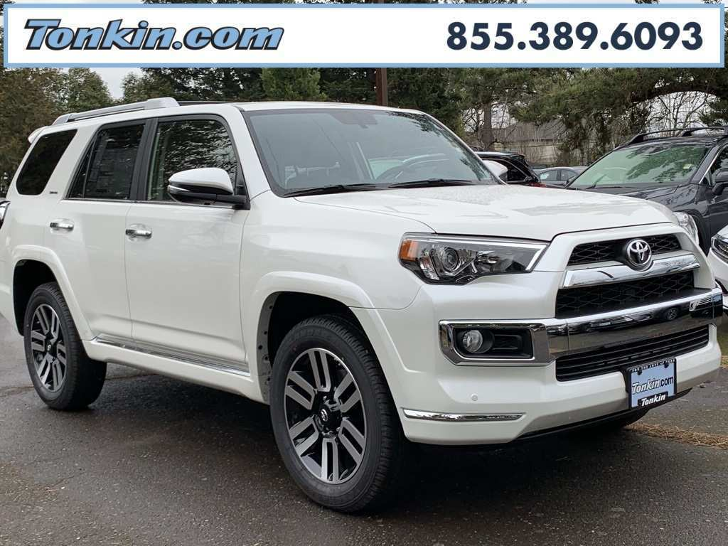 26 The The 2019 Toyota 4Runner Limited Exterior Pictures by The 2019 Toyota 4Runner Limited Exterior