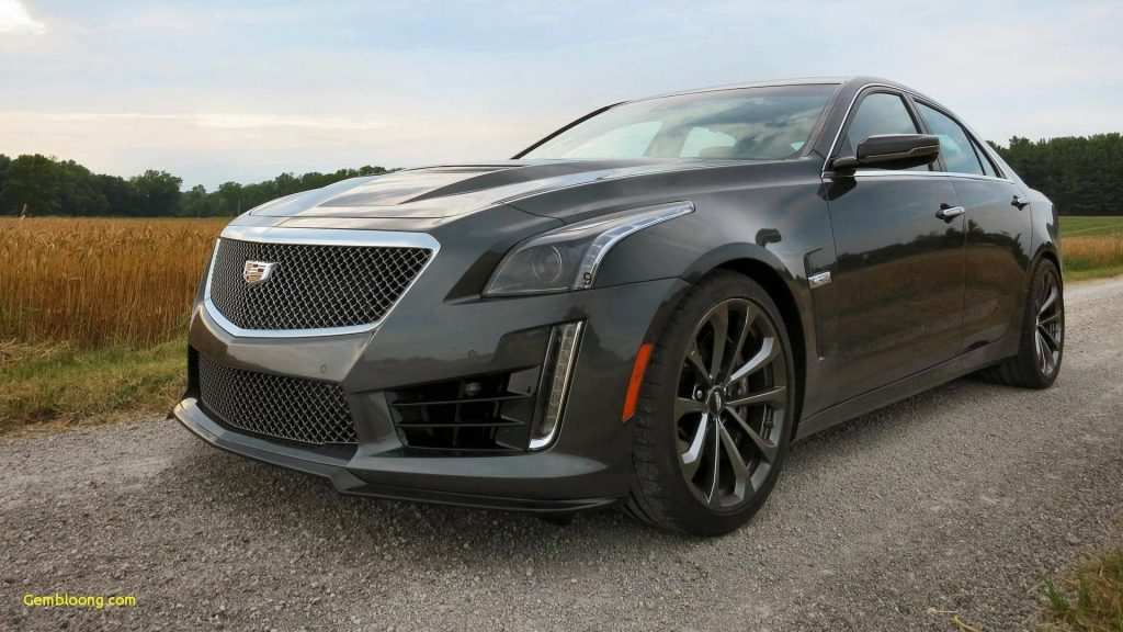 27 All New New 2019 Cadillac Cts V Hp First Drive Release for New 2019 Cadillac Cts V Hp First Drive