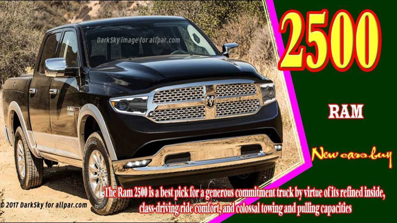 27 All New New 2019 Dodge Mega Cab 2500 Review Price with New 2019 Dodge Mega Cab 2500 Review