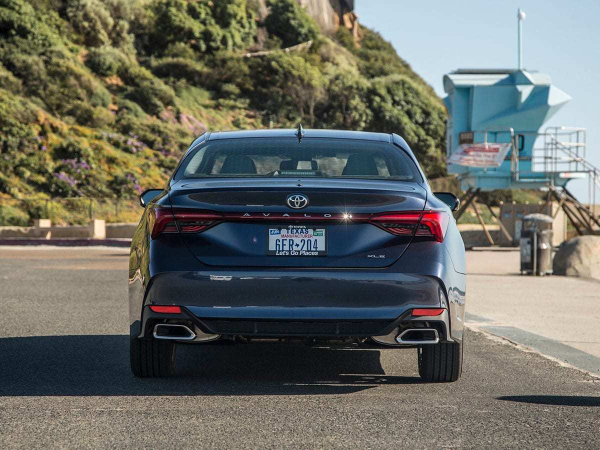 27 All New New Toyota Avalon 2019 Review Exterior And Interior Review Release Date with New Toyota Avalon 2019 Review Exterior And Interior Review