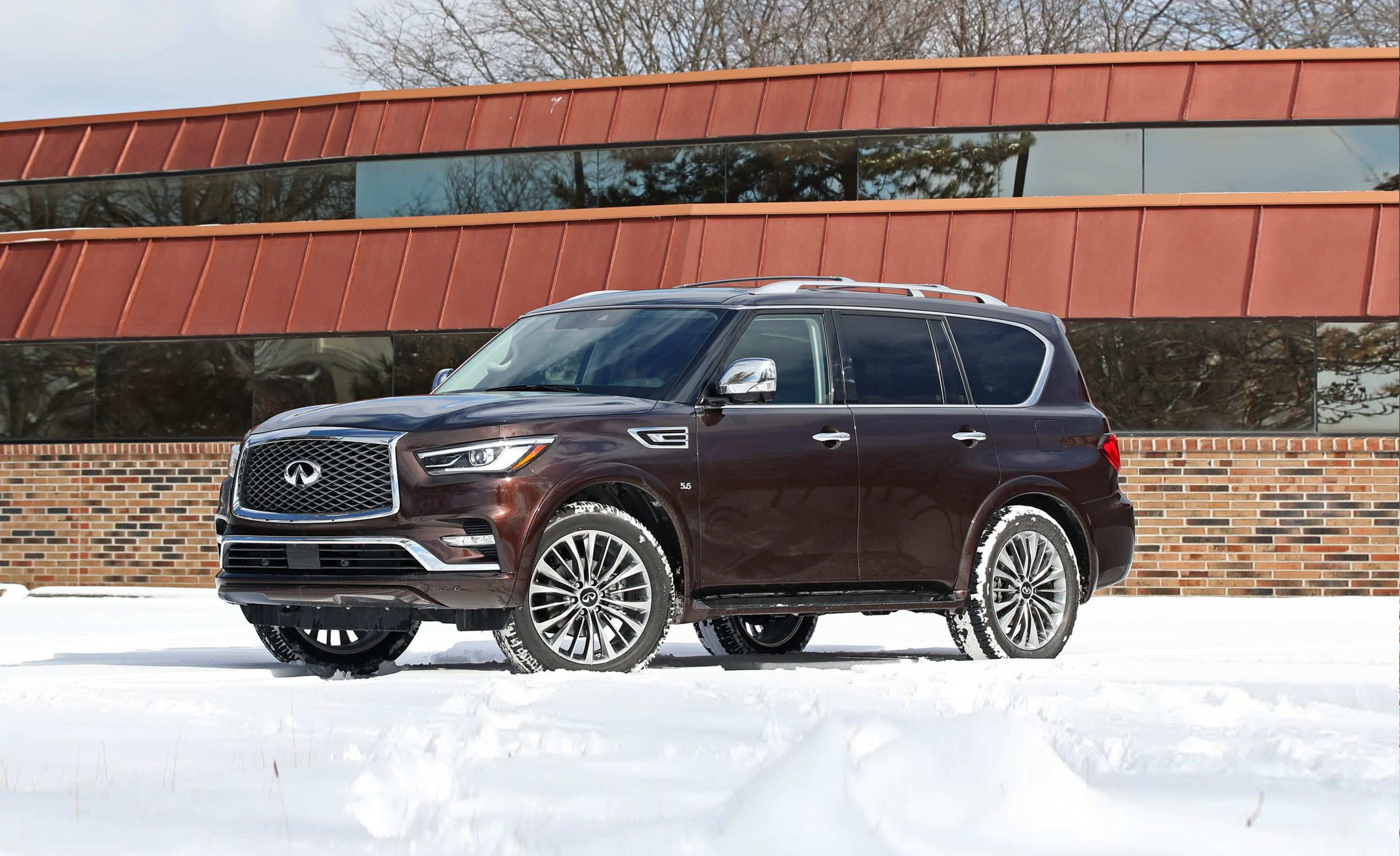 27 Best Review Best 2019 Infiniti Qx80 Price Performance Wallpaper by Best 2019 Infiniti Qx80 Price Performance