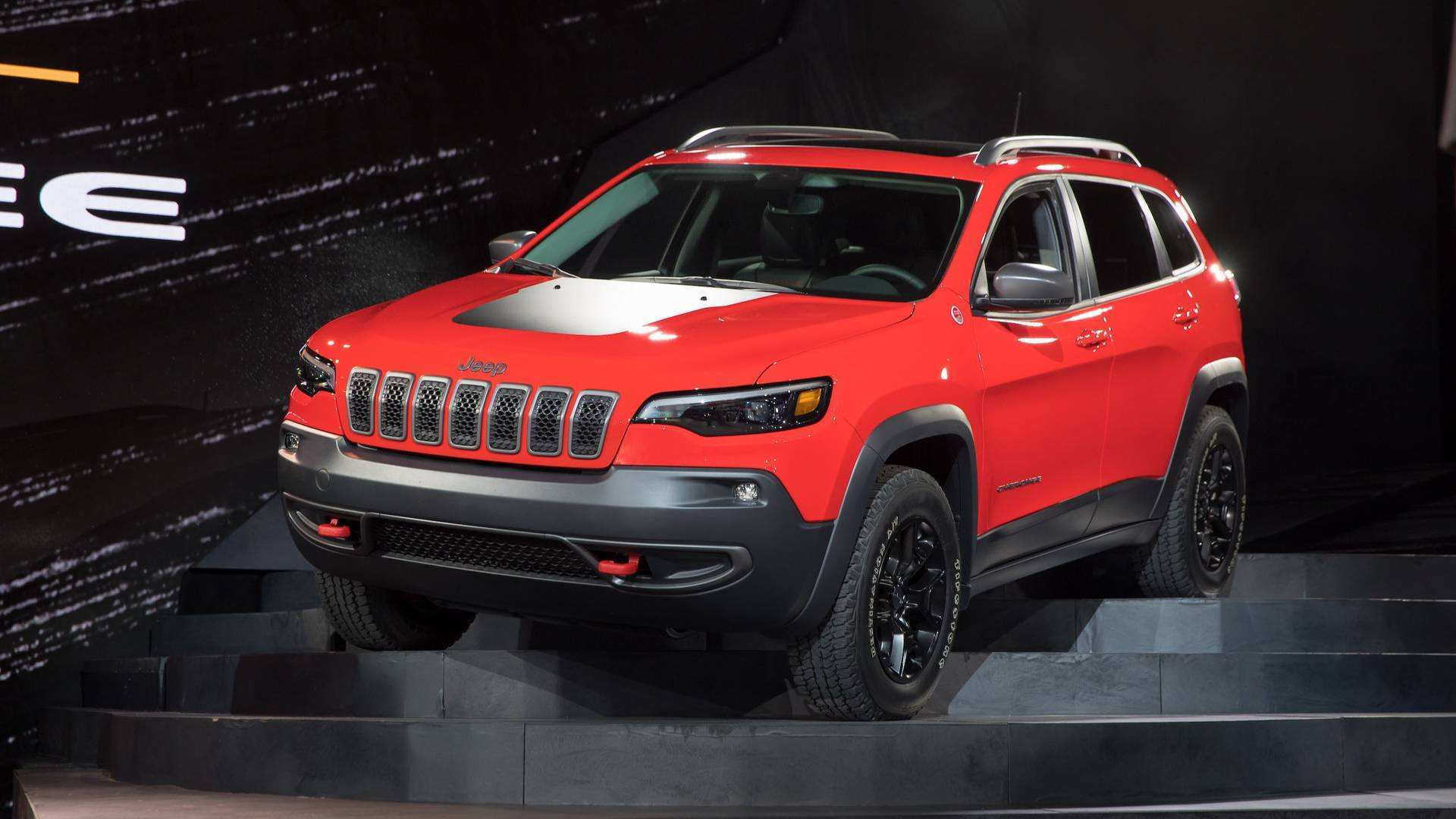 27 Best Review Jeep Cherokee 2019 Video Interior Exterior And Review Specs with Jeep Cherokee 2019 Video Interior Exterior And Review