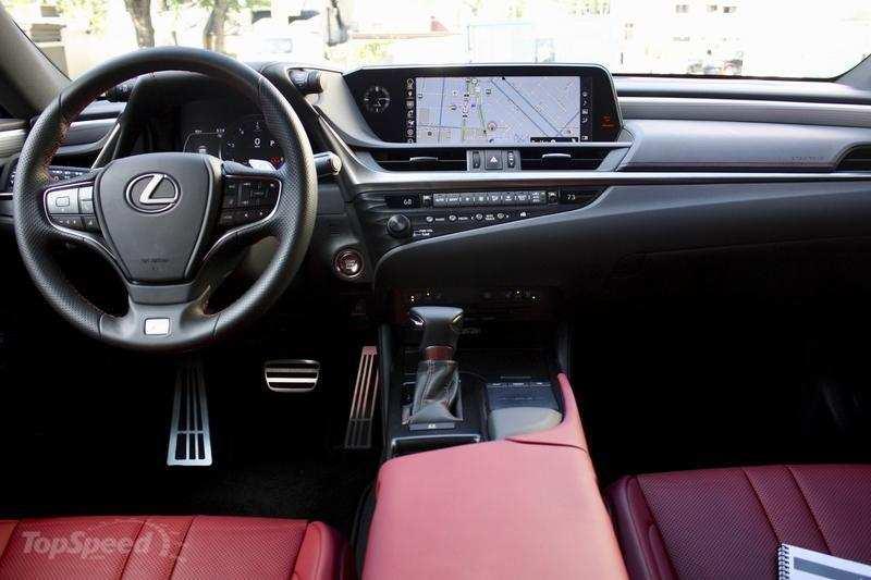 27 Concept of Lexus 2019 Es Interior Performance by Lexus 2019 Es Interior