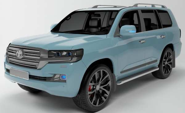 27 Concept of New Toyota Land Cruiser 2019 Rumor Photos with New Toyota Land Cruiser 2019 Rumor