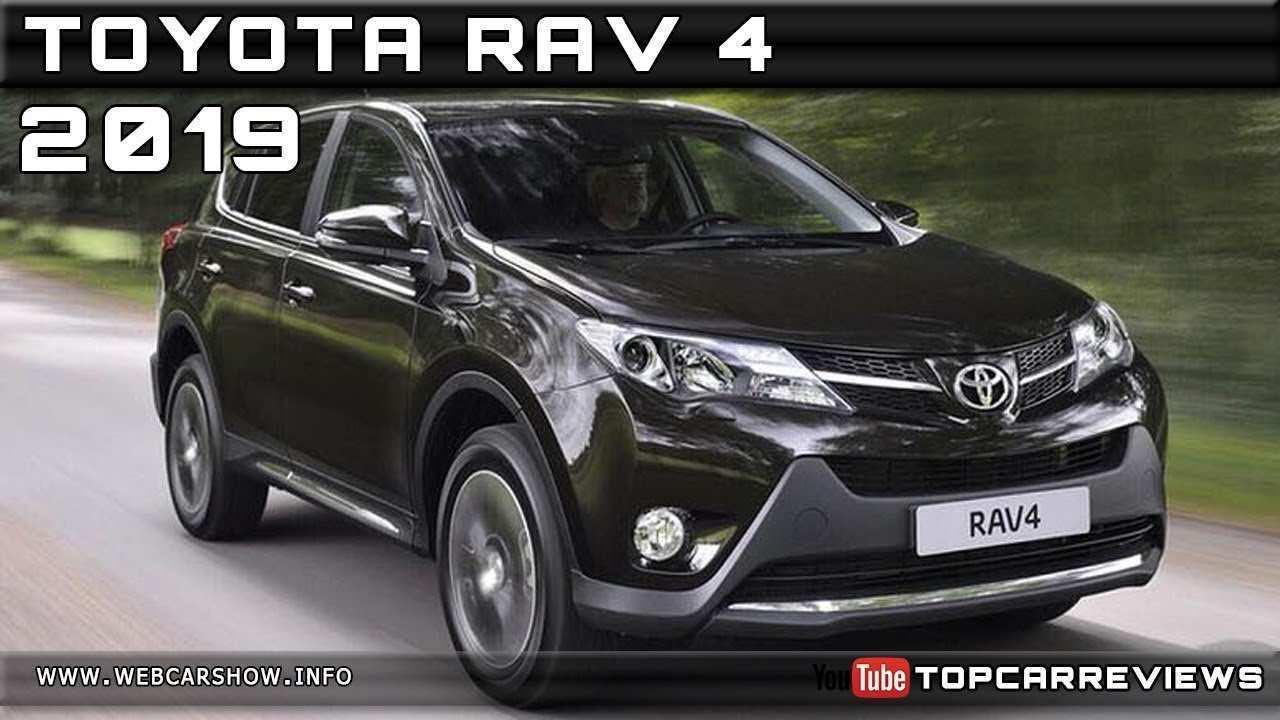 27 Concept of New Toyota Rav4 2019 Price Release Specs and Review for New Toyota Rav4 2019 Price Release