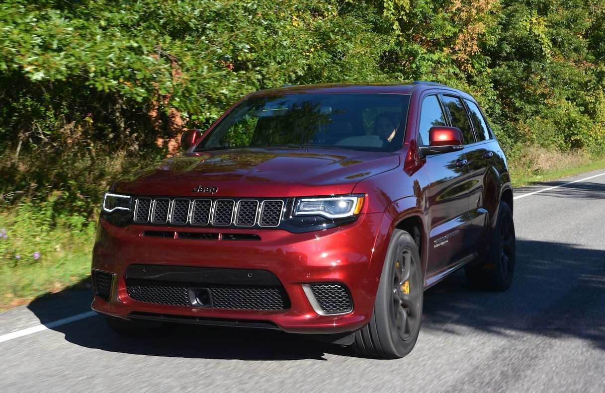 27 Gallery of 2019 Jeep Grand Cherokee Trackhawk Release Date by 2019 Jeep Grand Cherokee Trackhawk