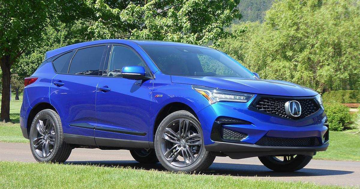 27 Gallery of Acura 2019 Crossover First Drive Reviews with Acura 2019 Crossover First Drive