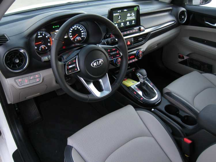 27 Gallery of Kia Cerato 2019 Interior Redesign and Concept with Kia Cerato 2019 Interior