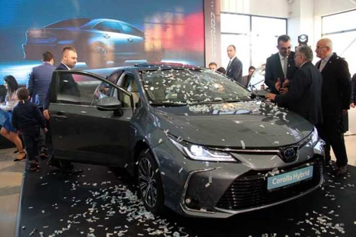 27 Gallery of New La Toyota 2019 Specs Configurations for New La Toyota 2019 Specs