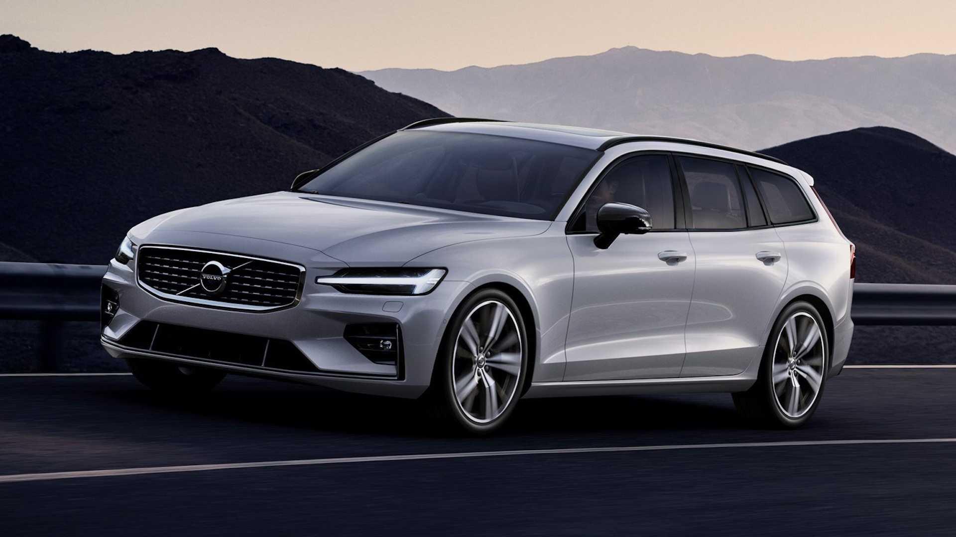 27 Gallery of Volvo V60 2019 Concept for Volvo V60 2019