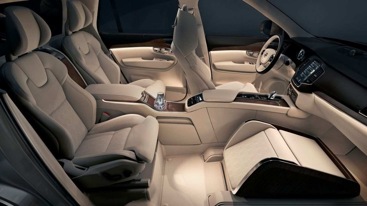 27 Gallery of Volvo Xc90 2019 Interior Redesign and Concept for Volvo Xc90 2019 Interior