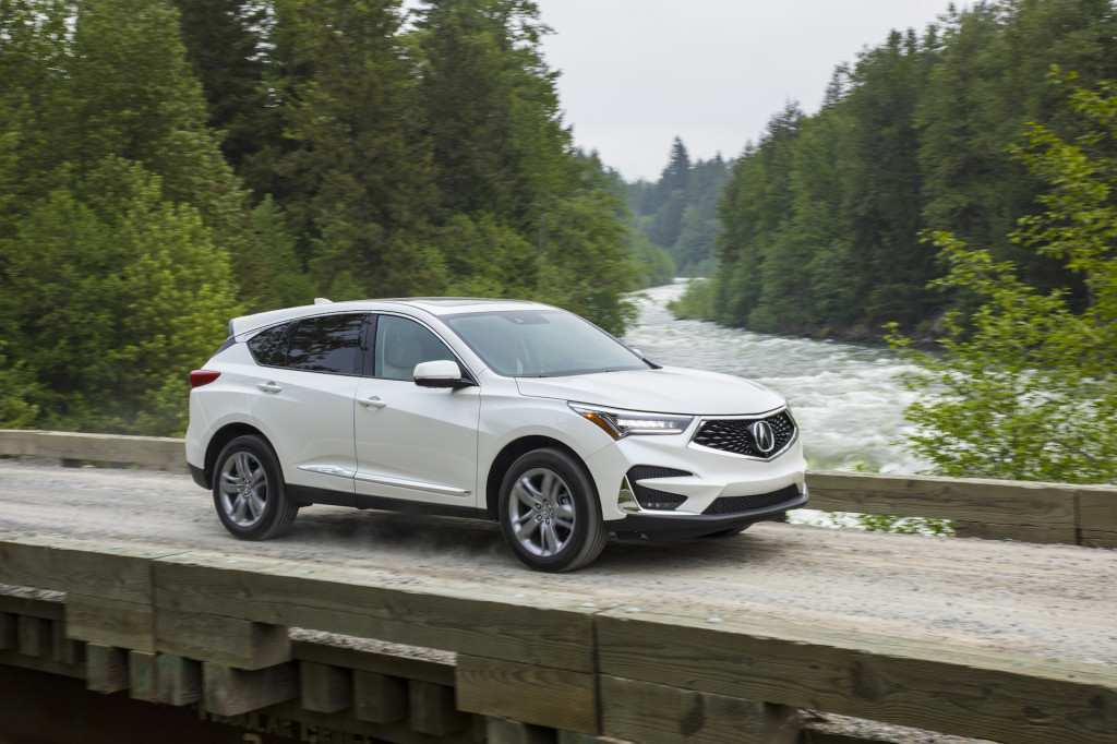 27 Great Acura 2019 Crossover First Drive Exterior with Acura 2019 Crossover First Drive