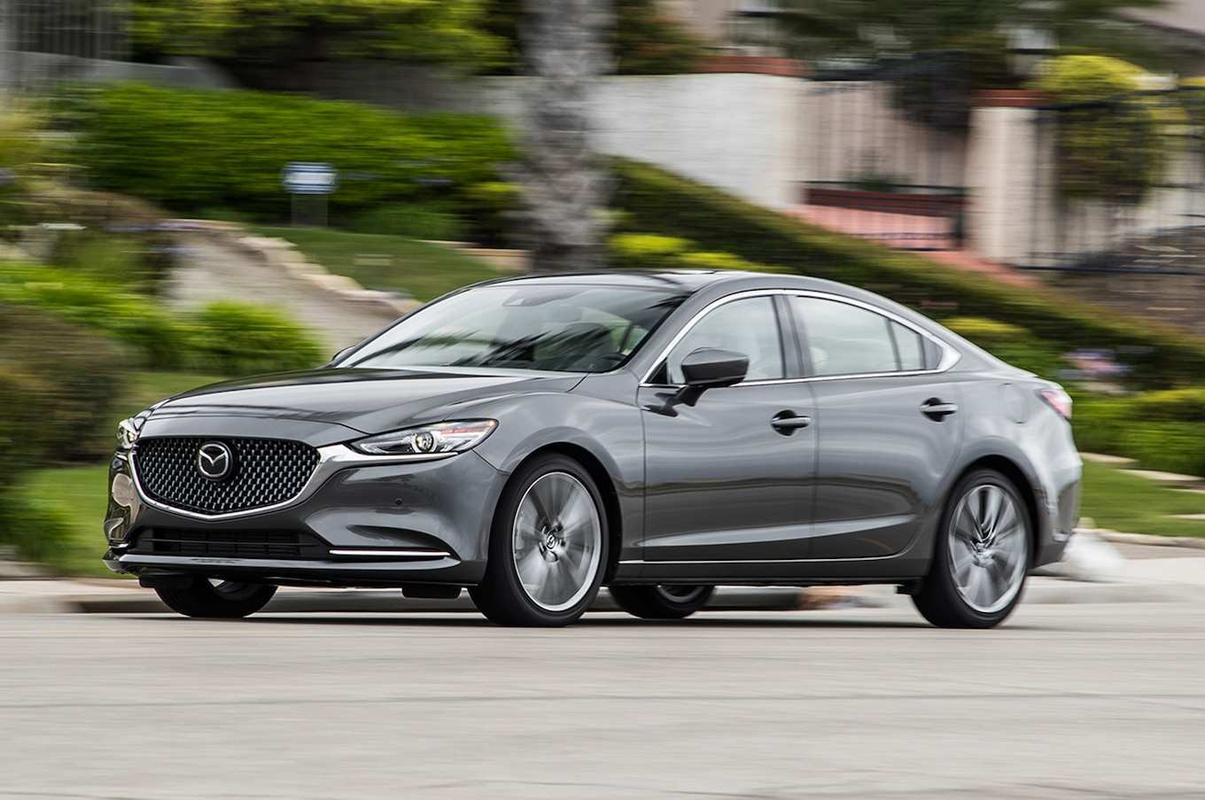 27 Great New 2019 Mazda 6 Spy Shots Redesign Price And Review Review by New 2019 Mazda 6 Spy Shots Redesign Price And Review