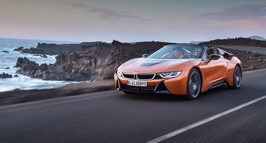 27 The New Bmw I8 Roadster 2019 Interior First Drive by New Bmw I8 Roadster 2019 Interior