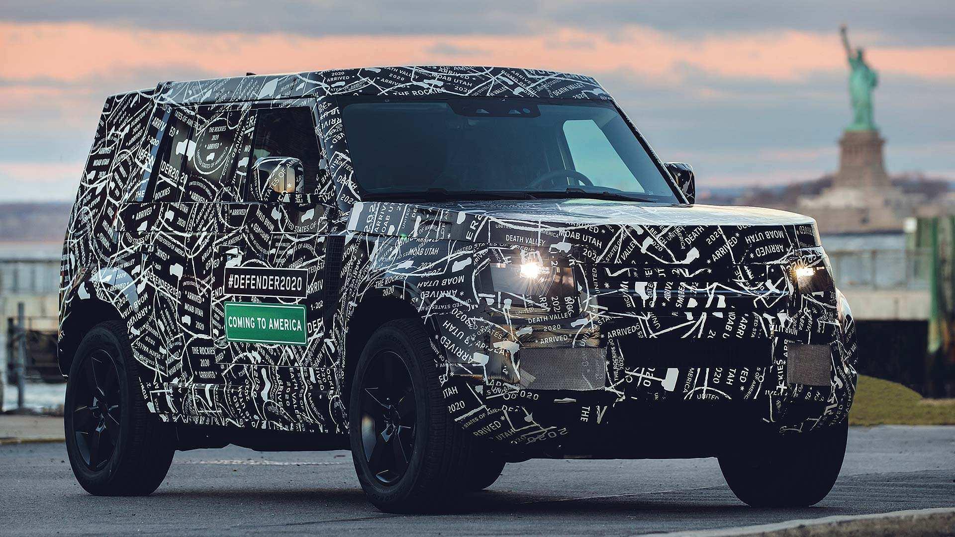 27 The New Jaguar Land Rover Holidays 2019 Specs Review by New Jaguar Land Rover Holidays 2019 Specs