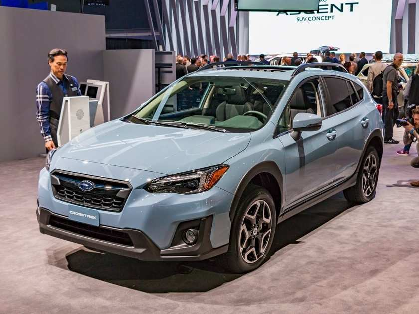 27 The New Subaru Crosstrek 2019 Review Redesign And Concept Engine with New Subaru Crosstrek 2019 Review Redesign And Concept