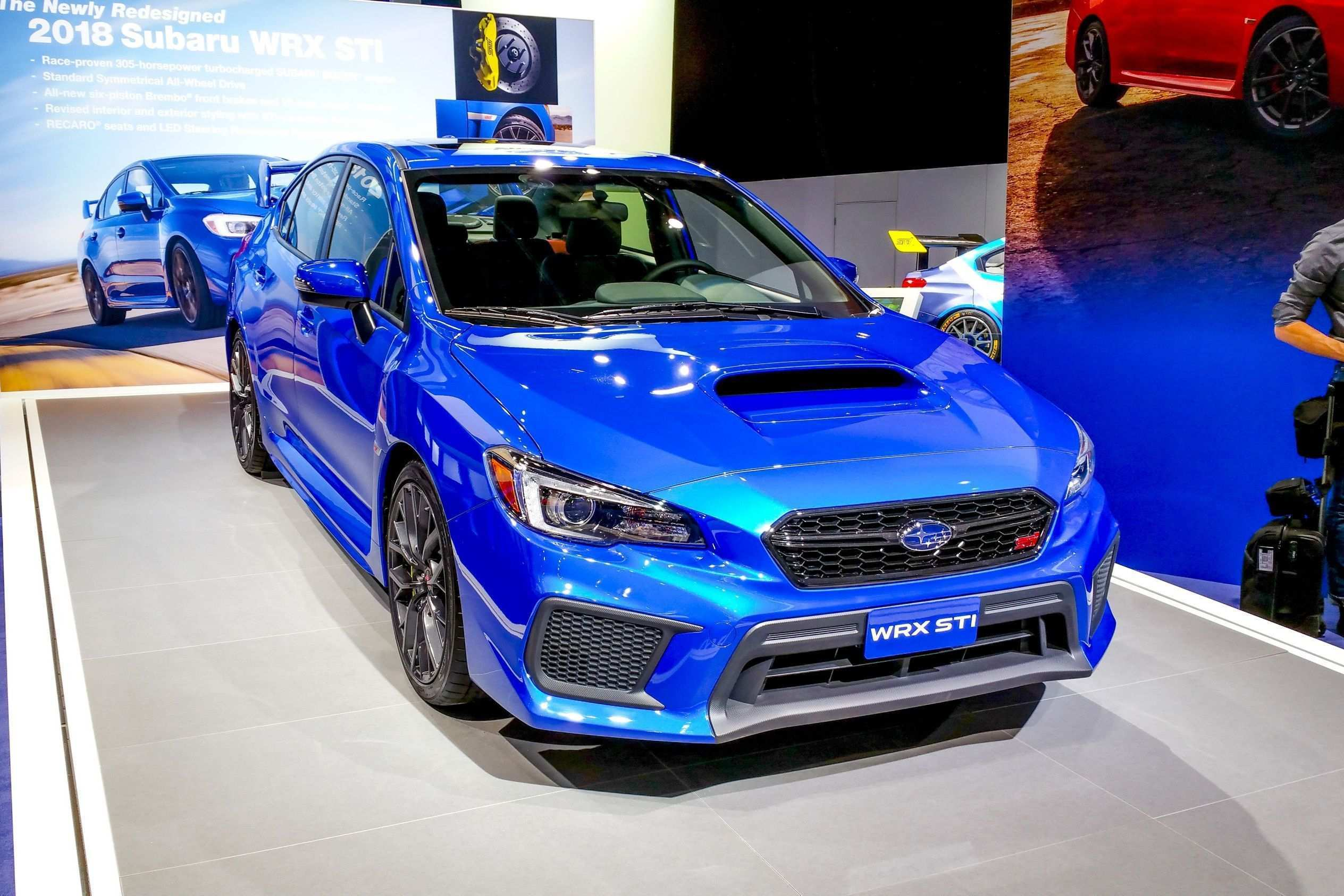 28 All New New 2019 Subaru Wrx Sti 0 60 Performance And New Engine Spesification with New 2019 Subaru Wrx Sti 0 60 Performance And New Engine