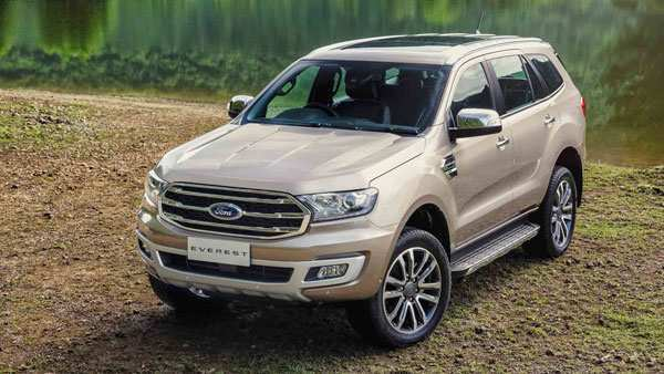 28 Best Review Best Ford Endeavour 2019 Performance And New Engine Release Date by Best Ford Endeavour 2019 Performance And New Engine