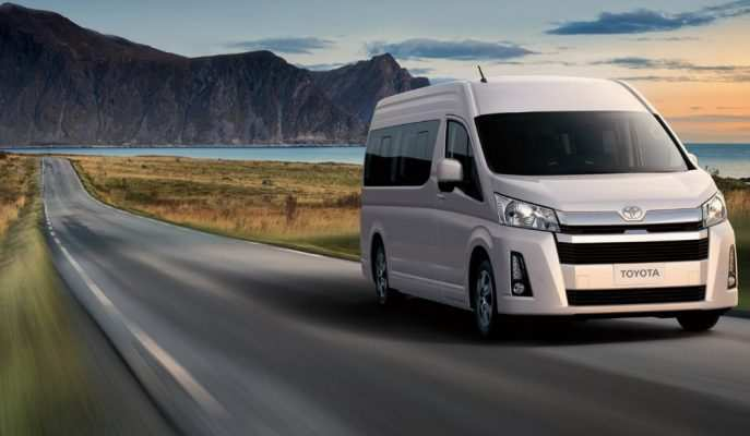 28 Best Review Toyota Hiace 2019 Redesign and Concept by Toyota Hiace 2019