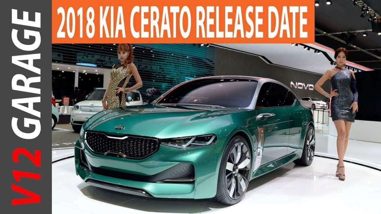 28 Concept of Kia Cerato 2019 Release Date New Engine Concept by Kia Cerato 2019 Release Date New Engine