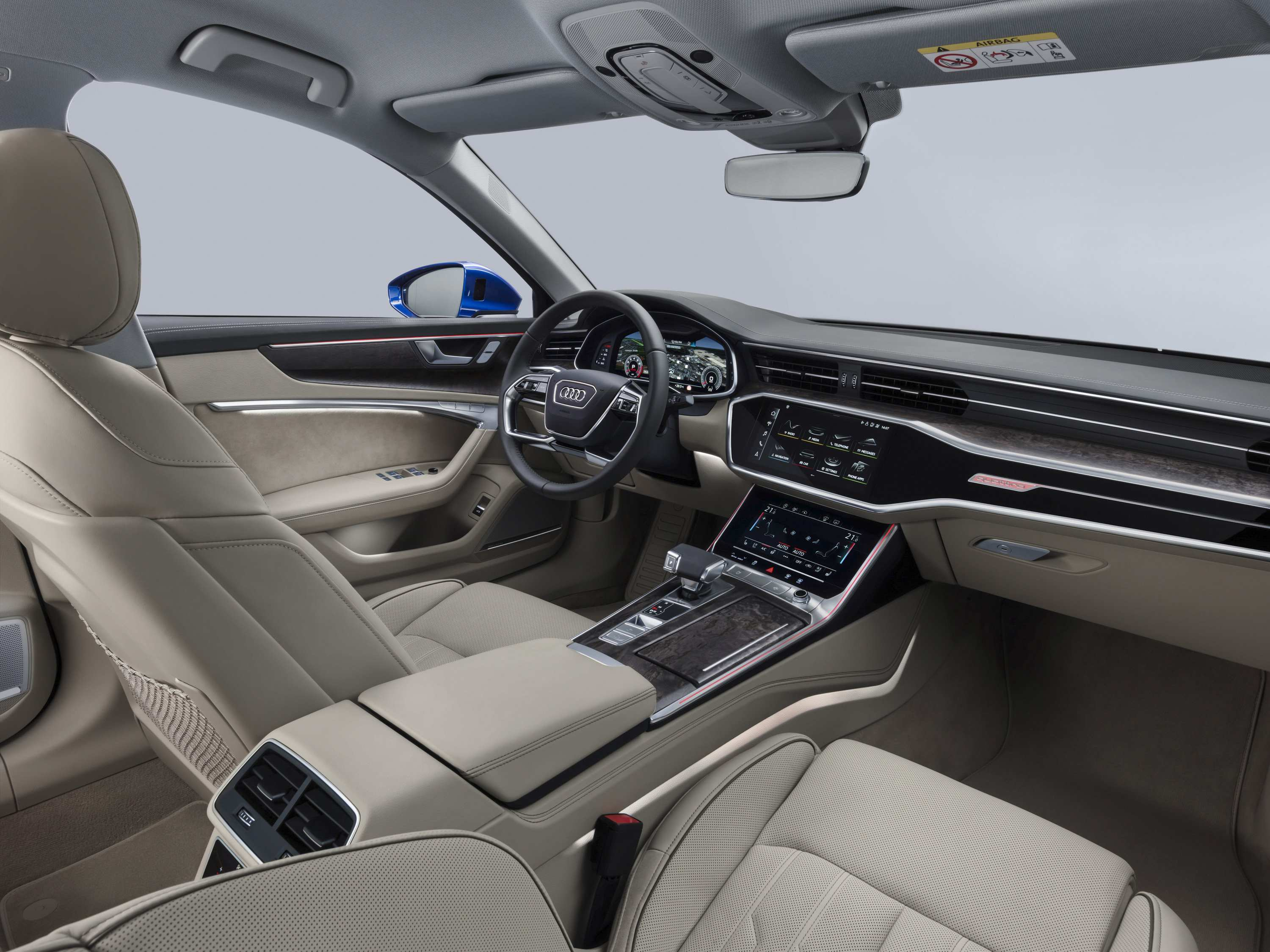 28 Concept of Review Audi 2019 A6 New Interior Specs by Review Audi 2019 A6 New Interior