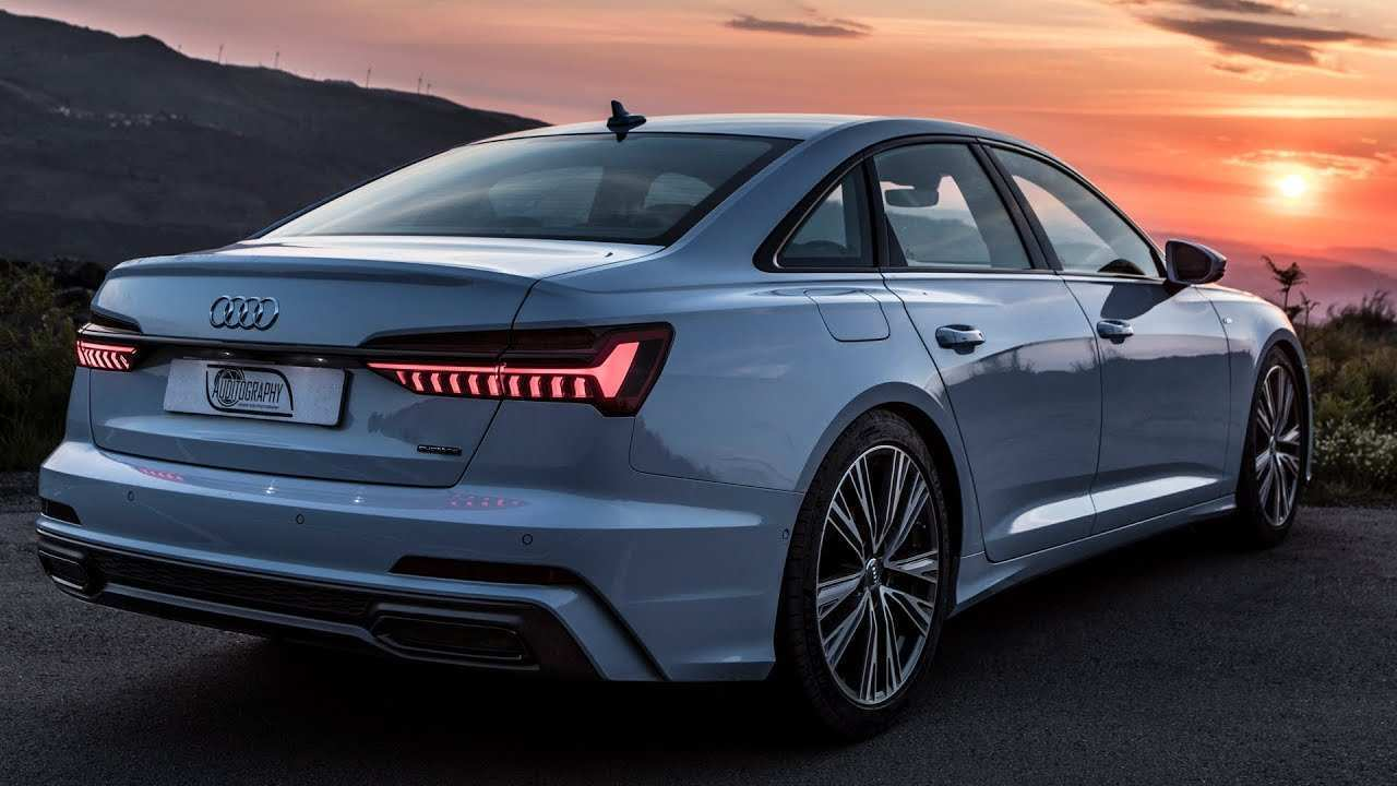 28 Gallery of New Audi A6 S Line 2019 Picture Release Date And Review Engine by New Audi A6 S Line 2019 Picture Release Date And Review