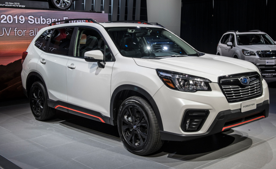 28 Gallery of The Subaru 2019 Forester Specs Interior Picture with The Subaru 2019 Forester Specs Interior