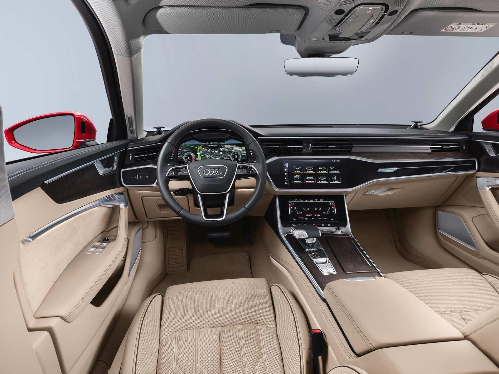 28 Great Audi A6 2019 Geneva Review Exterior for Audi A6 2019 Geneva Review
