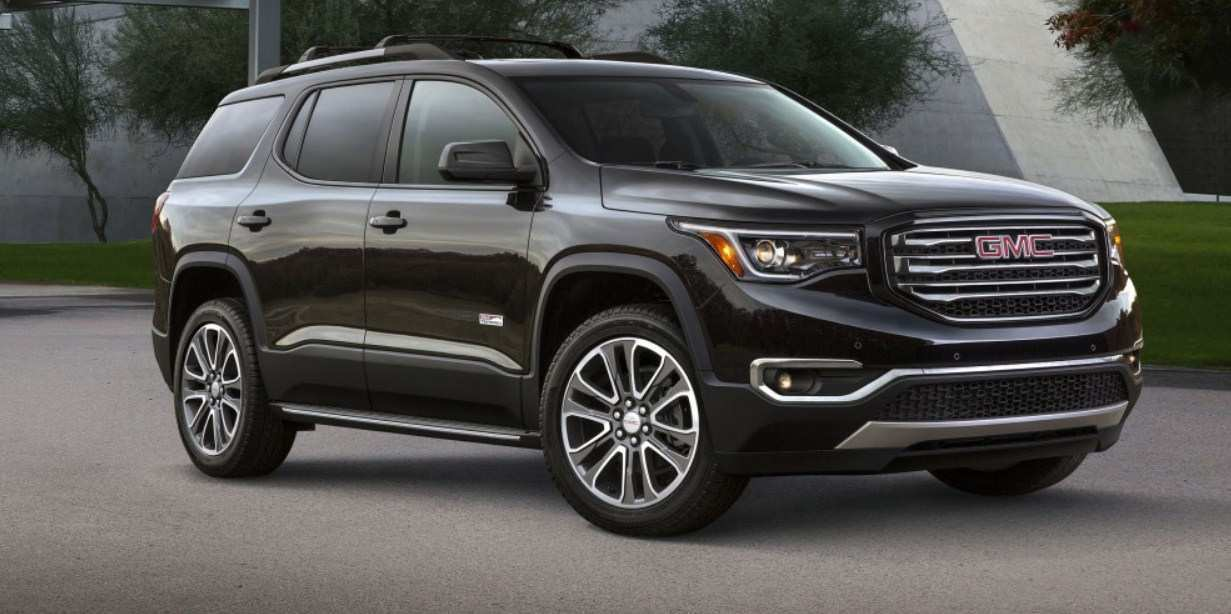 28 Great Gmc 2019 Acadia Price And Release Date Rumors with Gmc 2019 Acadia Price And Release Date