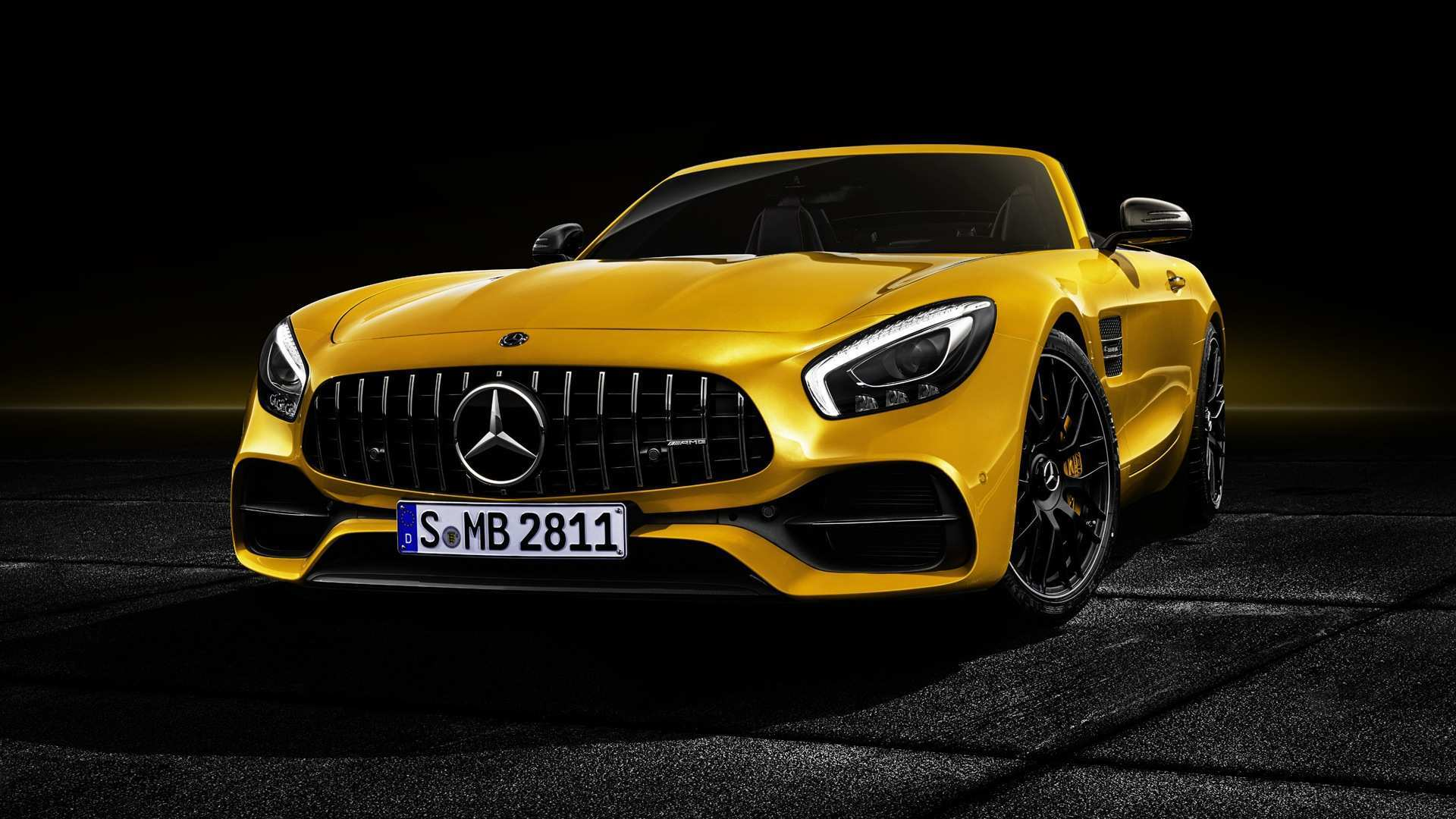 28 Great Mercedes 2019 Sports Car Redesign with Mercedes 2019 Sports Car