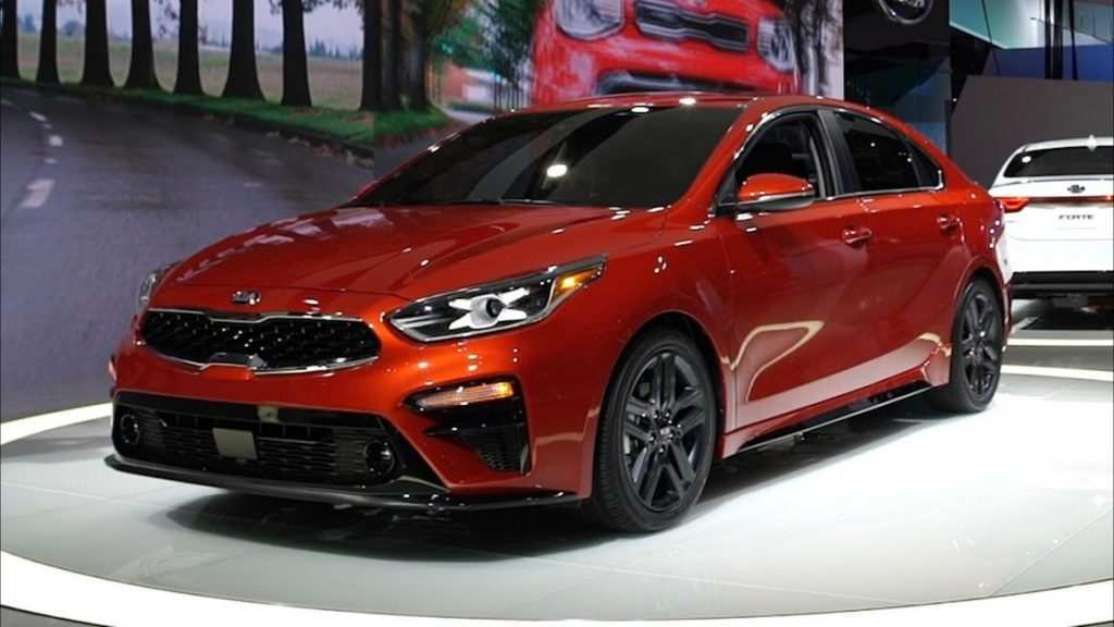28 Great The Kia Forte 2019 Specs And Review First Drive for The Kia Forte 2019 Specs And Review