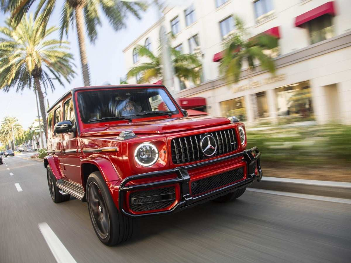 28 Great The Mercedes G 2019 Review Interior Configurations by The Mercedes G 2019 Review Interior