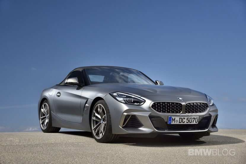 28 New The Bmw Z4 2019 Engine First Drive Reviews for The Bmw Z4 2019 Engine First Drive