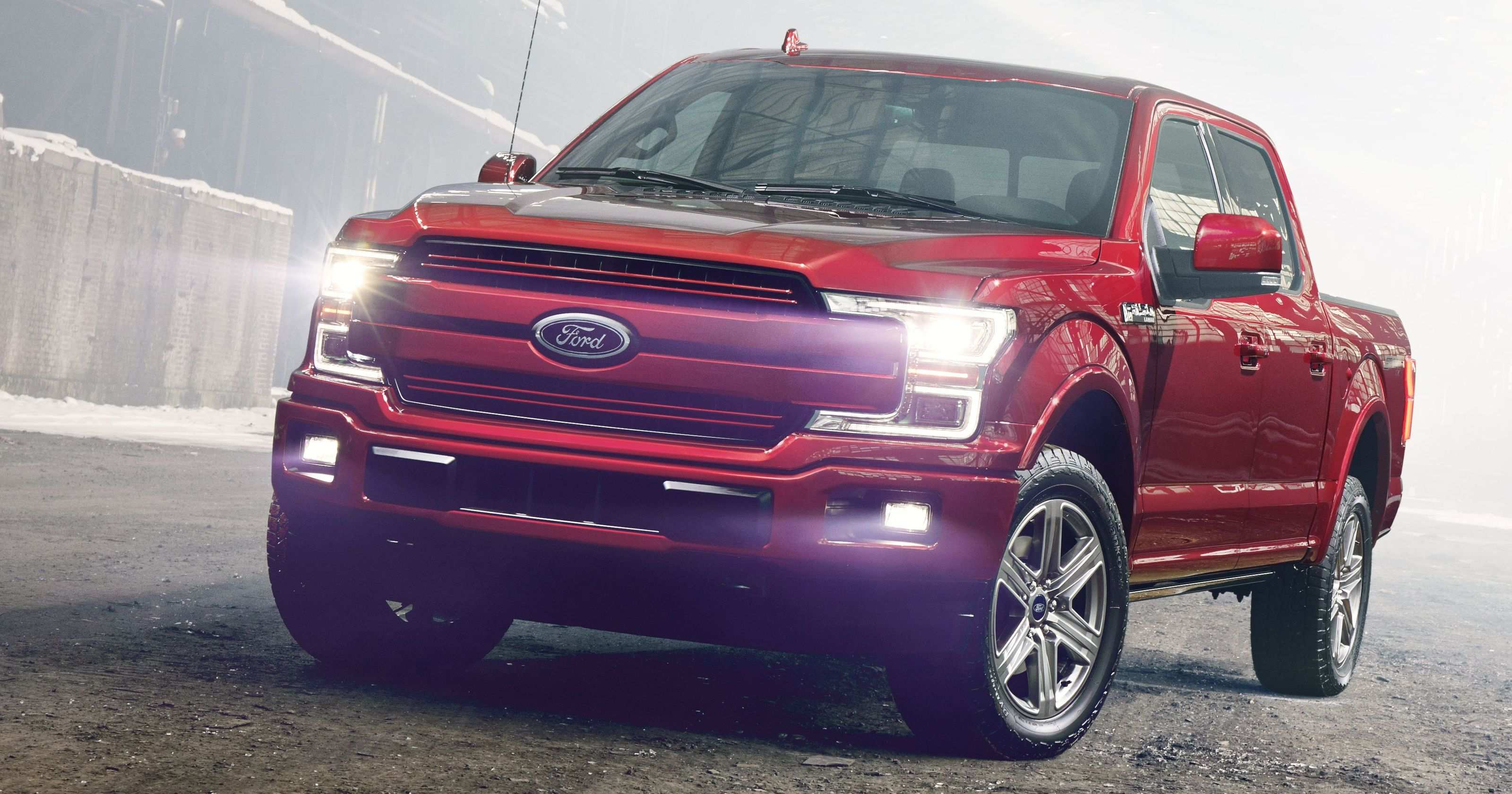 28 The Best Ford 2019 F 150 Colors Redesign Performance by Best Ford 2019 F 150 Colors Redesign