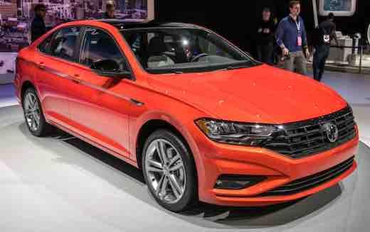 28 The New Volkswagen Jetta Gli 2019 Redesign And Concept Model by New Volkswagen Jetta Gli 2019 Redesign And Concept