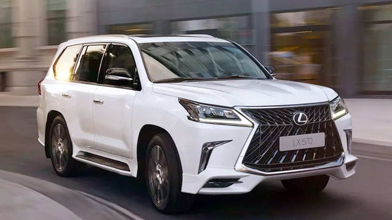 28 The The Lexus 2019 Lx Redesign And Price History by The Lexus 2019 Lx Redesign And Price