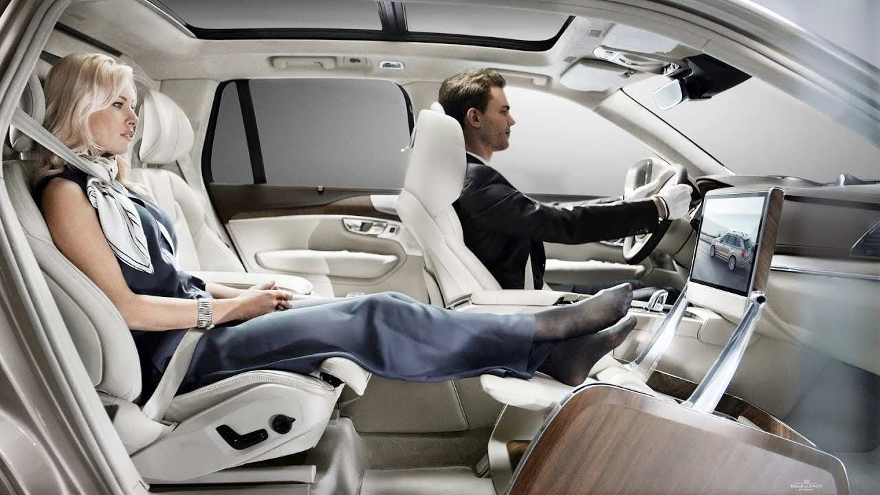 28 The Volvo Xc90 2019 Interior Research New for Volvo Xc90 2019 Interior