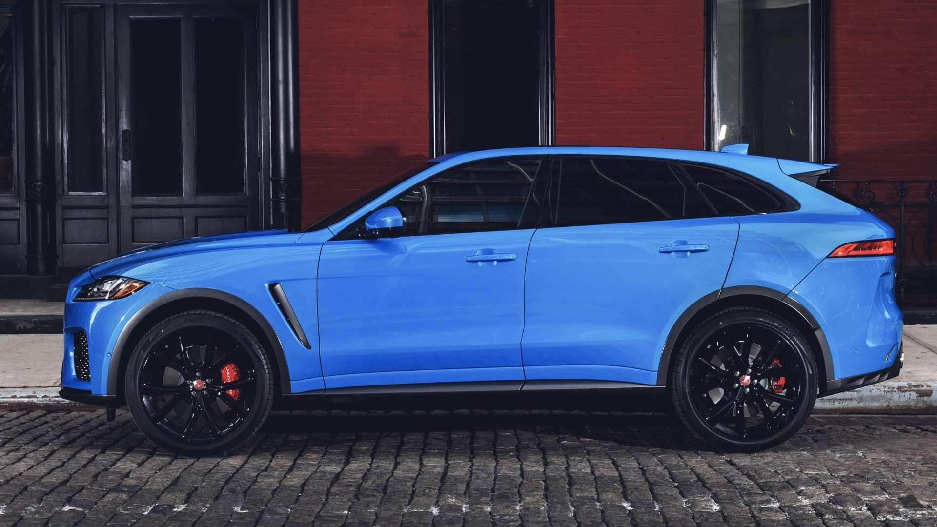29 All New 2019 Jaguar F Pace Svr Price Price Specs by 2019 Jaguar F Pace Svr Price Price