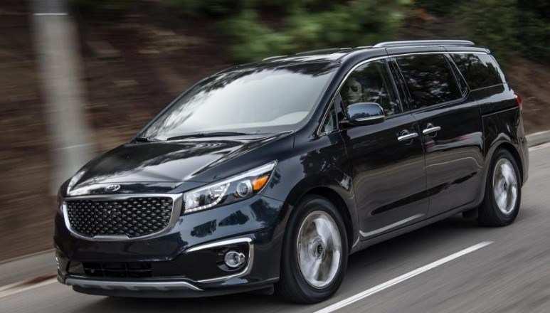 29 All New The Kia Minivan 2019 Exterior Prices with The Kia Minivan 2019 Exterior